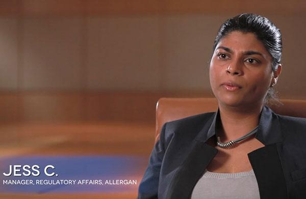 Allergan – HR Recruitment Film 2